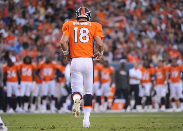 Plenty of regular season wins, but plenty of January blemishes for Peyton.